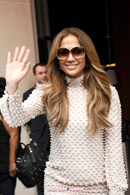 Jennifer Lopez Is Back In The Sack With P Diddy