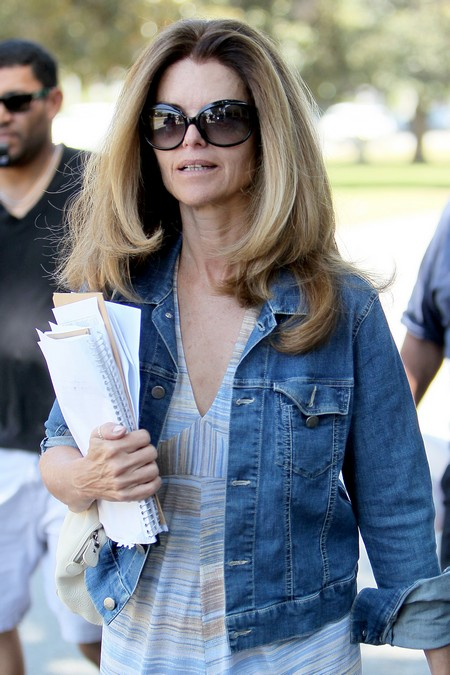 It is All Over, Maria Shriver Files for Divorce from Arnold Schwarzenegger