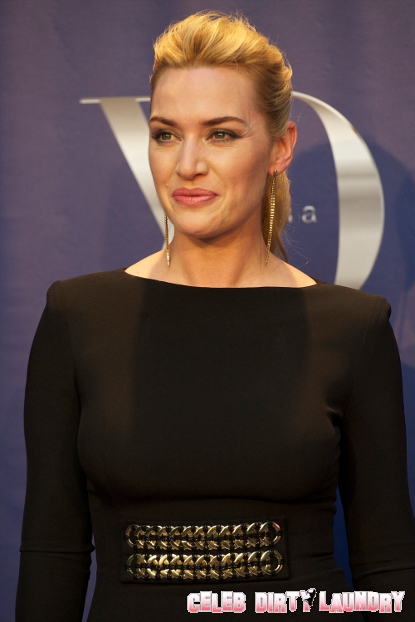 Kate Winslet Escapes House Fire While On Vacation