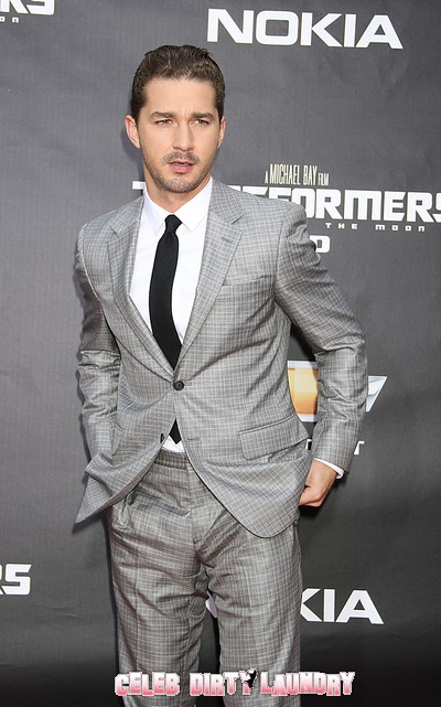 Shia LaBeouf Plays A Giant In New Movie - Maybe He'll WIN A Fight!