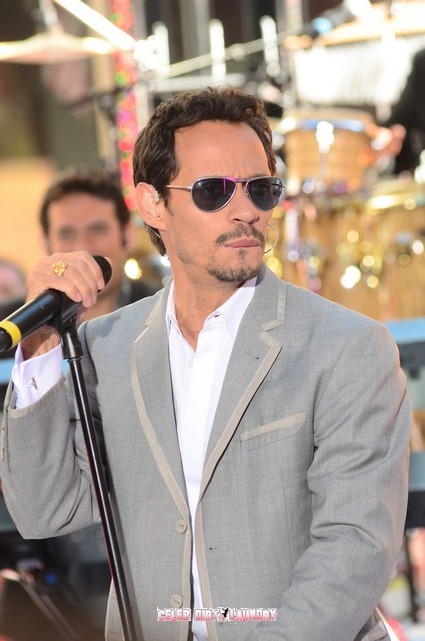 Marc Anthony Takes Upcoming Divorce From Jennifer Lopez With A Grain Of Salt
