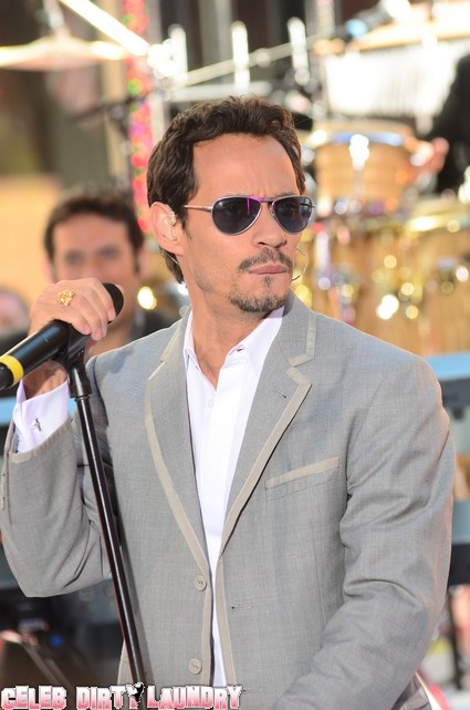 Marc Anthony Says 'He'll Always Love Jennifer'