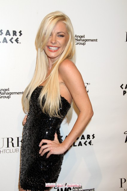 Hugh Hefner's Runaway Bride Crystal Harris Selling Her Engagement Ring