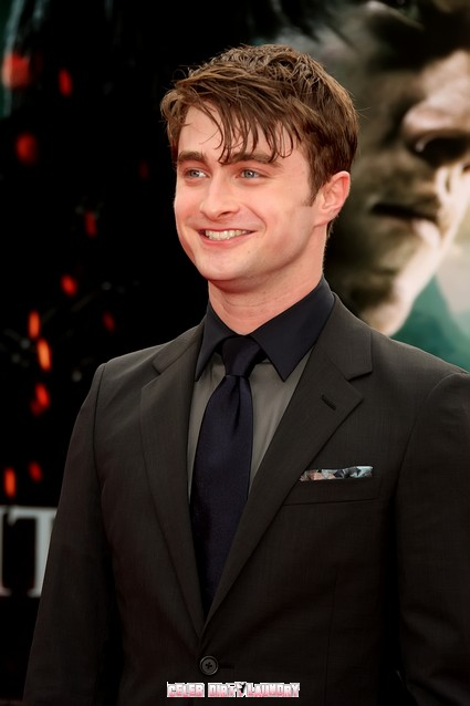David Radcliffe NYC Premiere Harry Potter