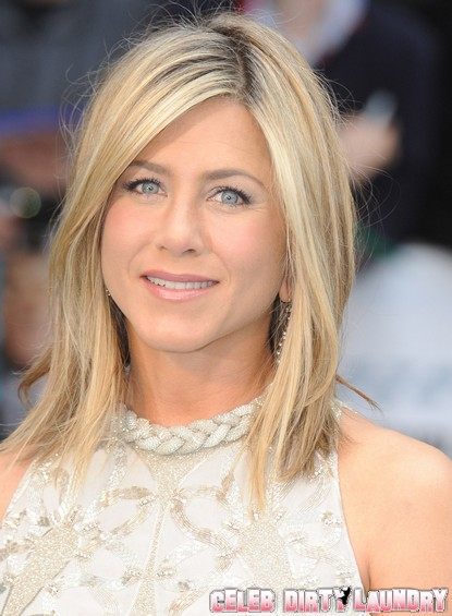 Jennifer Aniston Engaged To Justin Theroux?