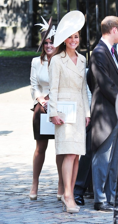 Kate Middleton Pressured To Turn Down Vogue Magazine