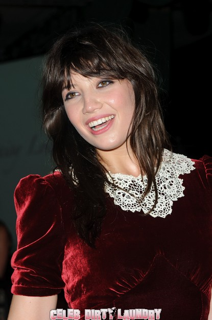 Daisy Lowe's Parents Embarassed By Her Playboy Pictures