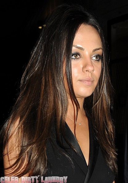 Mila Kunis Comfortable With Naked Justin Timberlake