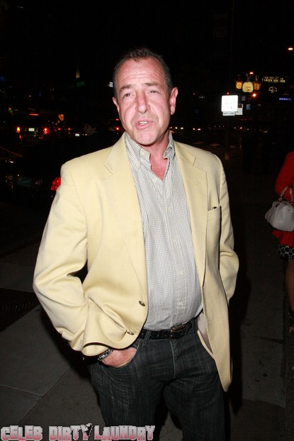 Michael Lohan Claims Kate Major Is Stalking Him