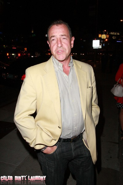 Michael Lohan Violates Restraining Order - Arrested And Back In Jail