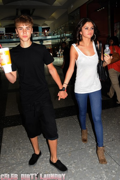 Justin Bieber & Selena Gomez Rent Theater For Quality Time