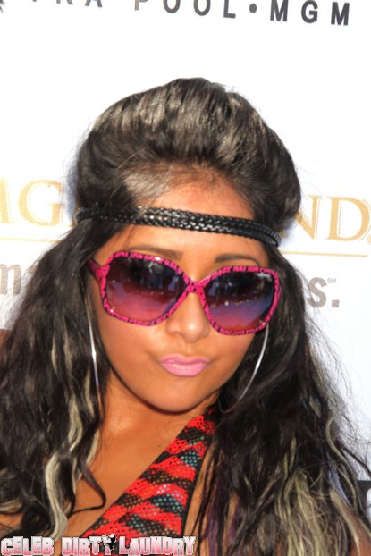 Snooki Is Writing A Guidette Style Guide
