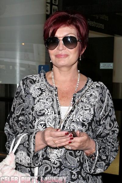Sharon Osbourne Removes Her Breast Implants