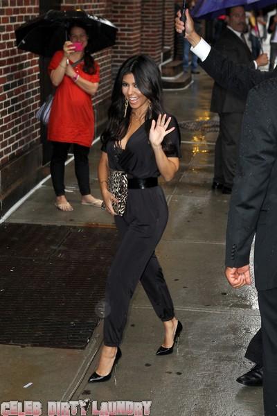 Kourtney Kardashian Buys A Snake!