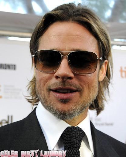 Brad Pitt Clarifies Jennifer Aniston Comments