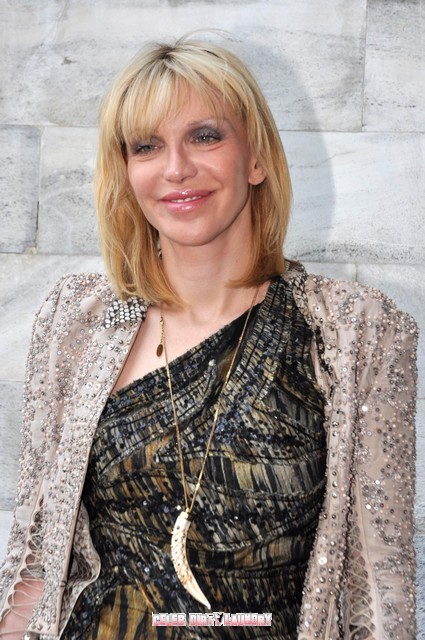 Courtney Love Shocks And Horrifies In New Autobiography