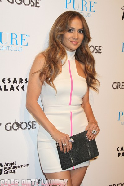 Jennifer Lopez: 'I Didn't Cry Over Marc Anthony'