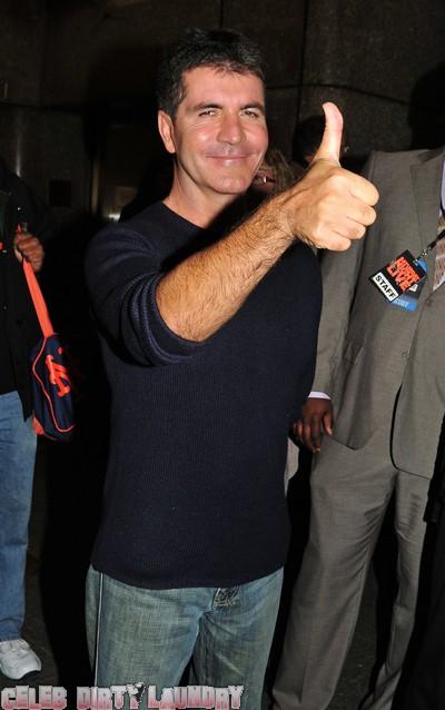 Simon Cowell Fears The X Factor Will Fail