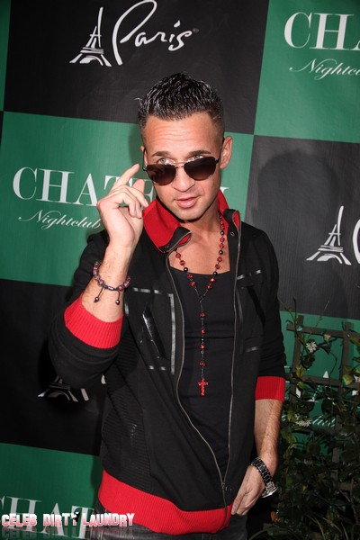 Mike 'The Situation' Sorrentino Sues Abercrombie & Fitch