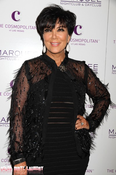 Kris Jenner Opens Up About Kim's Divorce…Finally