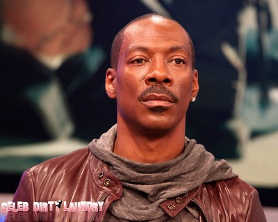 Eddie Murphy Fears He Will Suck As Academy Awards' Host