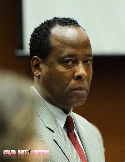 Prosecutor Demands Dr. Conrad Murray Pay $100 Million To Michael Jackson's Children