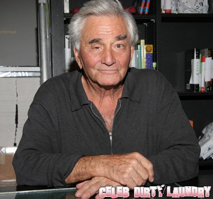 'Columbo' Actor Peter Falk Has Passed Away