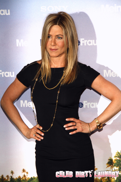 Whose Name Has Jen Aniston Tattooed On Her Foot?