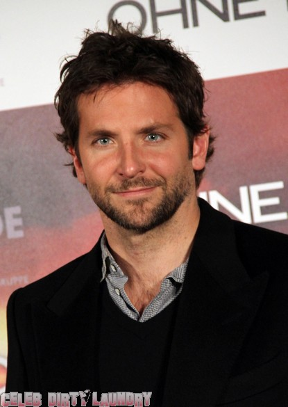 Bradley Cooper Has No Time For Love