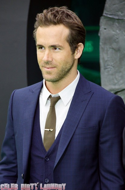 Ryan Reynolds & Olivia Wilde Are Not Dating!