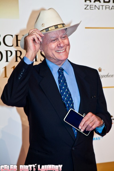 Larry Hagman Stricken With Cancer