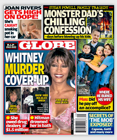 Could Whitney Houston Have Been Murdered Over Drug Money? (Photo)