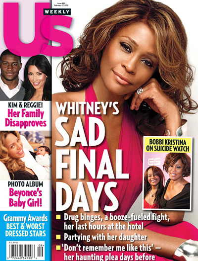 'Don't Remember Me Like This,' Whitney Houston Pleaded Before Her Death (Photo)