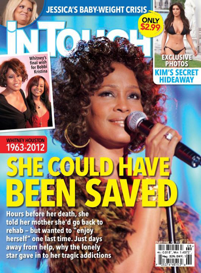 Could Whitney Houston Have Been Saved? The Singer Reportedly Wanted To Go Back To Rehab Before Her Death (Photo)