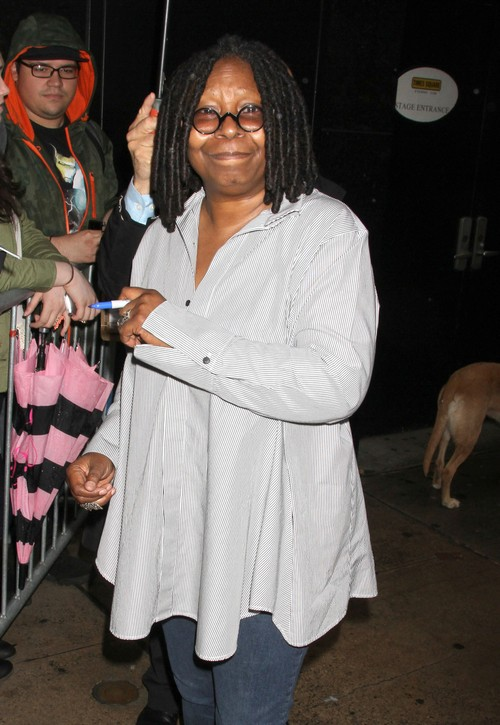 Is Whoopi Goldberg Quitting 'The View' - Feuding With Rosie O'Donnell and Hates Barbra Walters - Wants Out of Contract