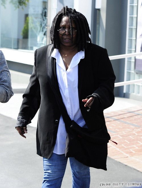 Did Whoopi Goldberg Rant and Rave Against Barbara Walters Over Prince George Comment?