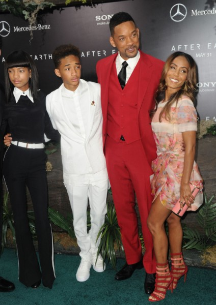 Will Smith's After Earth Labeled Scientology Propaganda, Can He Still Deny He's A Scientologist? 0602