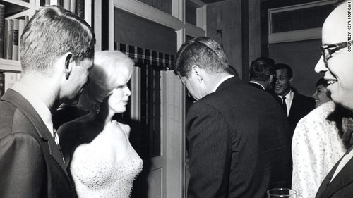 Meet William Castleberry, Marilyn Monroe's Sex Tape with John F. Kennedy and Robert F. Kennedy Owner