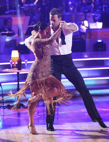 William Levy Dancing With The Stars Paso Doble Performance Video 5/7/12