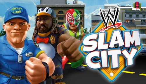 Nickelodeon And WWE Team Up: 'WWE SlamCity' Coming To Nicktoons' NickSports Block!