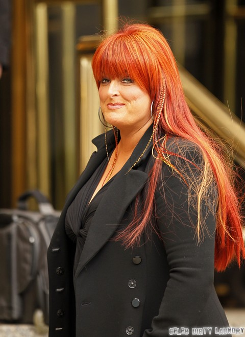 Dancing with the Stars Wynonna Judd's Starvation Diet: Puts Life at Risk for Reality TV Fame