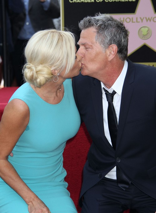Yolanda and David Foster Separation and Divorce Loom