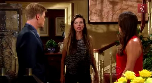 The Young and the Restless Spoilers: Victoria Discovers Chelsea and Billy Making Love - Neil Catches Devon With Hilary?