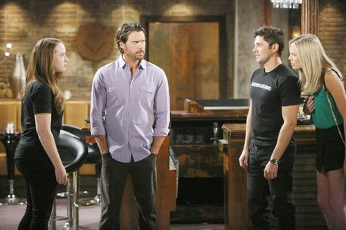 The Young and the Restless Spoilers June 20: Victor Spies on Ian Ward and Mariah - Dylan Learns Paul Is His Dad