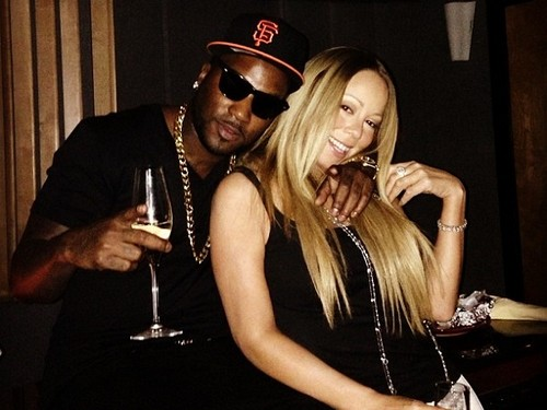 Mariah Carey Cheating With Young Jeezy On Nick Cannon  - Report