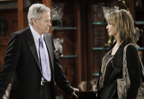 The Young and the Restless Spoilers: Is Jill In Love With Colin - Will Passion Win Out Over Trust Issues?