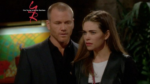 The Young and the Restless Spoilers: Is Victoria Pregnant - Apparent Morning Sickness - Jack and Kelly Kiss!