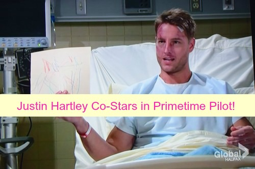 The Young And The Restless Spoilers Justin Hartley Co