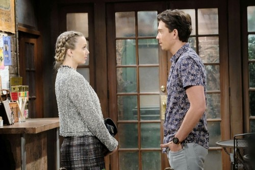 The Young and the Restless Spoilers: Wednesday, September 13 - Zack's Suspicious Gaffe - Mariah Jealous As Tessa Kisses Noah
