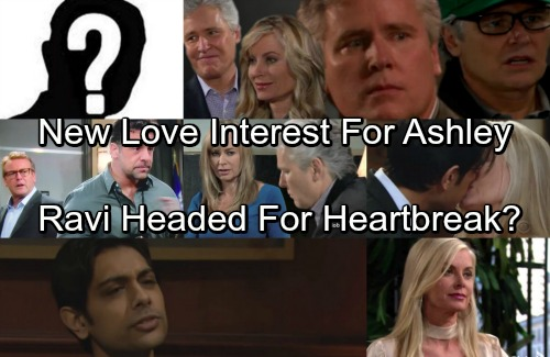 The Young and the Restless Spoilers: Ashley Gets Surprising New Love Interest - Ravi Headed for Heartbreak